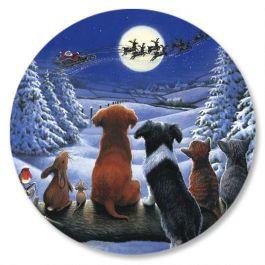 Christmas Dreams Seals