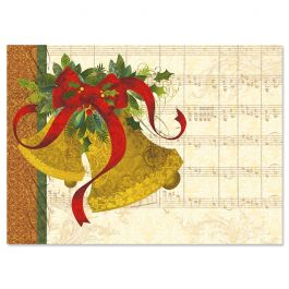 Joyful Bells Deluxe Christmas Cards