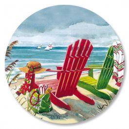 Beach Chairs Seals