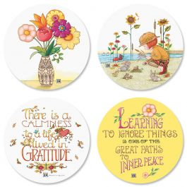 Inspirations Envelope Seals  by Mary Engelbreit®