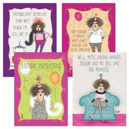Birthday Girls Birthday Cards
