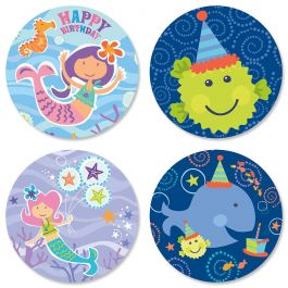 Under the Sea Kids' Seals