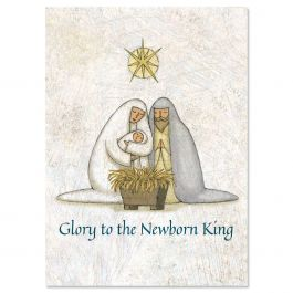 Rejoice Christmas Cards - Nonpersonalized