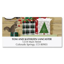 The Gift Deluxe Address Labels