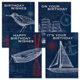 Pier 45 Birthday Cards
