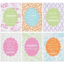 Magsamen Easter Faith Cards