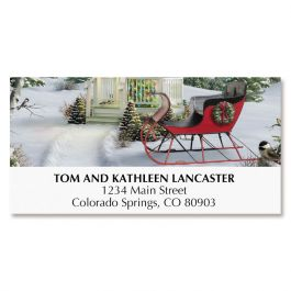 Season of Peace Deluxe Address Labels