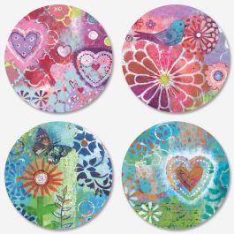Care & Concern Seals (4 Designs)