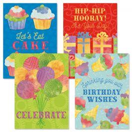 Birthday Celebration Birthday Cards