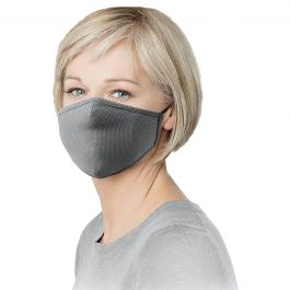 Gray Face Mask