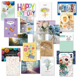 All Occasion Cards Value Pack - Set of 40