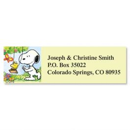 Peanuts Snoopy Year Round Classic Label Current Catalog
