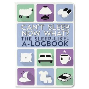 Can't Sleep. Now What? Sleep Like a Logbook