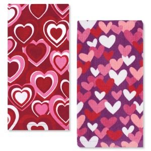 Valentine Kitchen Towels