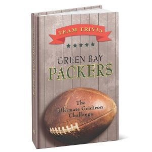 Green Bay Packers NFL Team Trivia Book
