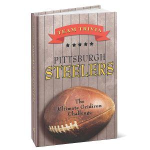 Pittsburgh Steelers NFL Team Trivia Book