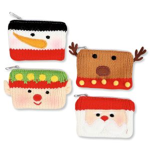 Knit Gift Card Pouch
