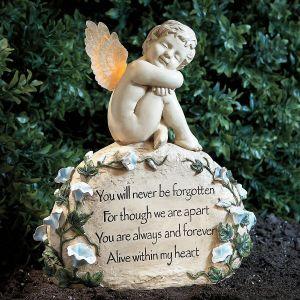 Light-Up Angel Memory Marker