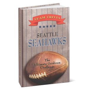 Seattle Seahawks NFL Team Trivia Book