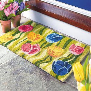 Tulip Coco Doormat