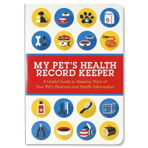 My Pet's Health Record Keeper