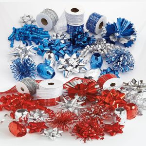 Holiday Ribbon and Bows Value Packs
