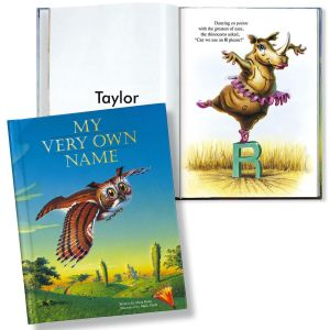 My Very Own Name Book