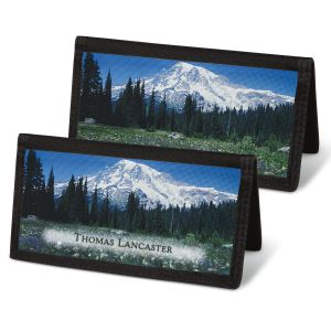 Nature's Splendor  Checkbook Covers