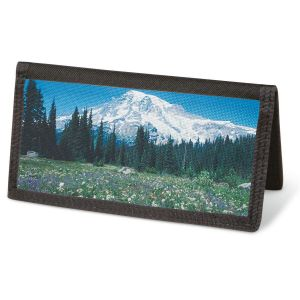 Nature's Splendor  Checkbook Cover - Non-Personalized
