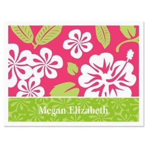 Hibiscus Note Cards