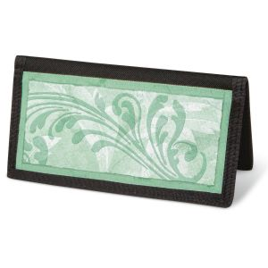 Scroll  Checkbook Cover - Non-Personalized