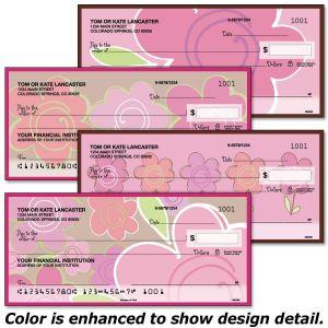 Shades of Pink Checks