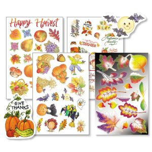 Autumn Sticker Value Pack