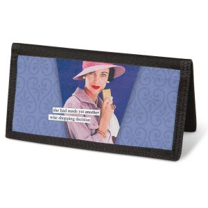 ©Anne Taintor  Checkbook Covers - Non-Personalized