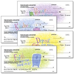 Blessed Exchanges Checks