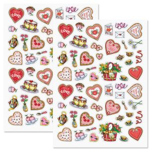 Mary Engelbreit® Valentine Stickers