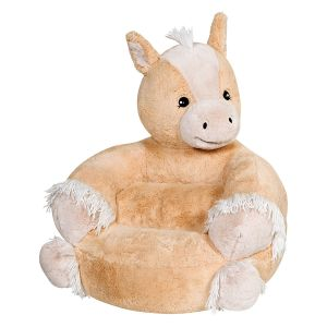 Pony Children's Plush Chair