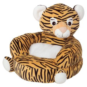 Tiger Children's Plush Chair