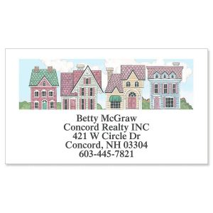 Victorian Homes Designer Calling Cards