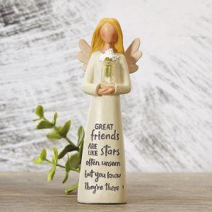 Great Friends Angel Figurine