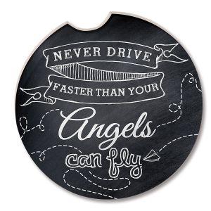 Never Drive Faster Auto Coaster