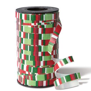 Crazy Stripes Curling Ribbon