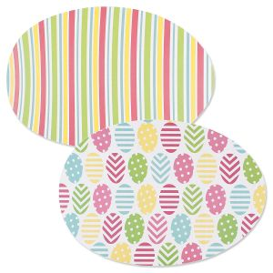 Reversible Egg Kids' Placemats