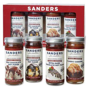 Sander's Sundae Best Toppings