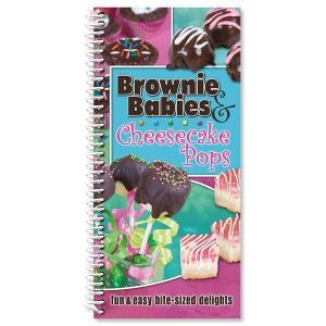 Brownie Babies & Cheesecake Pops Cookbook