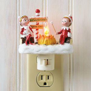 Elf on the Shelf Flicker Night Light