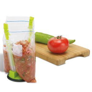 Plastic Storage Bag-Opener Stand