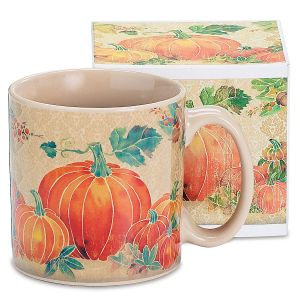 All Around Pumpkins Mug