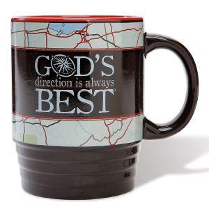 God's Direction Mug