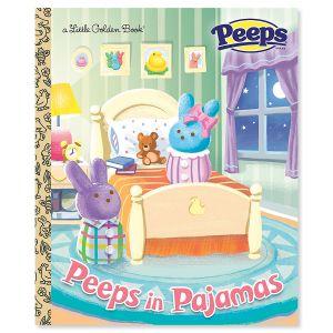 Peeps in Pajamas Storybook